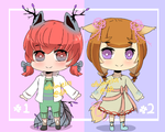 [2/2 OPEN]Adopts Batch #1(Points) by athilove101