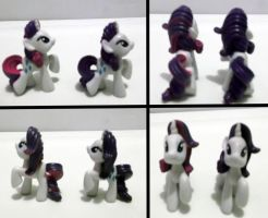 Rarity Blind Bag Custom by Lolly-pop-girl732