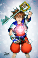KH-KEY TO THE HEART COLOR by AXEL464