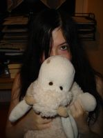 the evil and the sheep. by insomniana