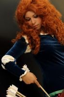 Merida Cosplay by AxelTakahashiVIII