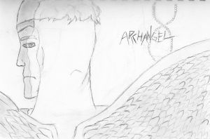 Archangel by blindfaith311