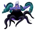 All Hearts - Ursula, Flotsam and Jetsam by LynxGriffin