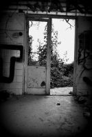 The door hole 2. by AdaSquatters84
