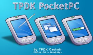 TPDK Pocket PC by TPDKCasimir