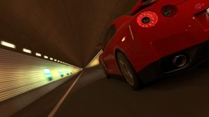 Tunnel Vision At 200 by RacerXNFS