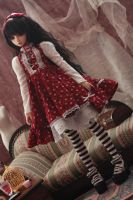 . red alice . o4 by 0kalcia0