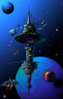 SpaceStaionV2c by gathofbaal