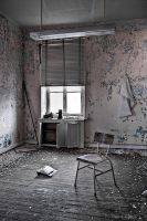 Decayed room by ZerberuZ