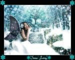 The Snow Fairy by Calliope026