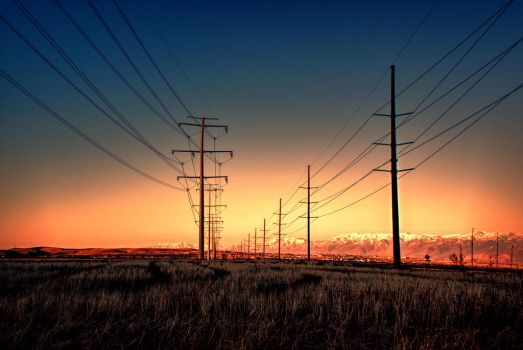 The Power Line by DarkCornerProduction