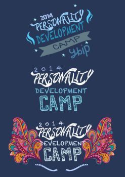 Camp T-Shirt Design by PisaRose97