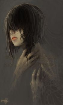 Fade to Gray by yuumei