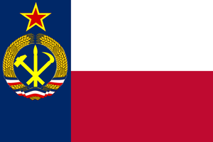 Texan Socialist Republic (Juche Edition) by ARCN7
