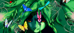 Spring Sprite Signature Banner by RoseSwan