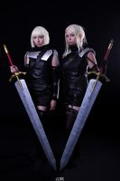 Claymore - Tag Team by Aleke