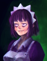 yakui in some weird style by netorare-tan