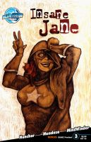 Insane Jane 3A by BLUEWATERPROD