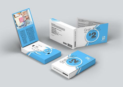 Multi-Card Mock-up v4 by kenoric