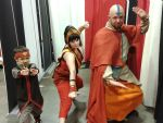 Avatar TLA/LoK Cosplay by Pasiphilo