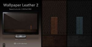 Wallpaper Leather 2 by GuillenDesign