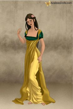 Mulan - Roman Lady by IndyGirl89