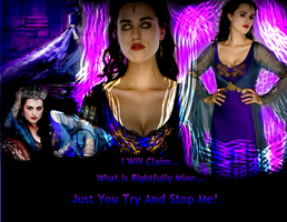 Morgana - Queen Of Camelot by TwilightxGirl