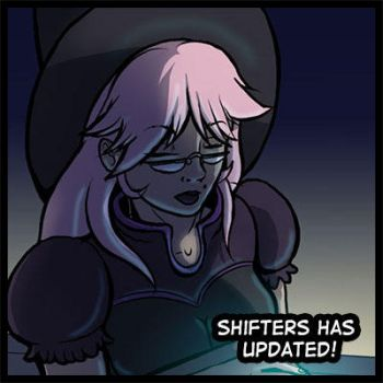 Shifters Update - Oct 31 by shadowsmyst