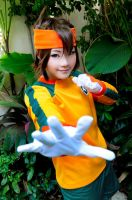 Cosplay: Endou-Captain by Junez-chan