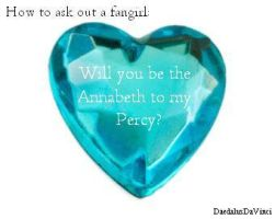 How to Ask Out a Fangirl by DaedalusDaVinci