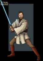 obi wan kenobi - commission by nightwing1975
