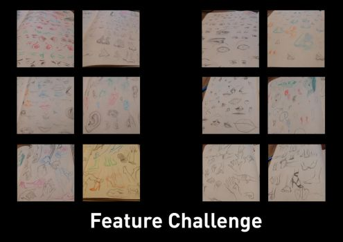 Feature Challenge by Cajyin