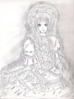Hizaki from Versailles by elrickousuke54
