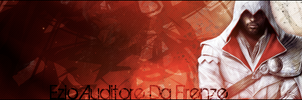 Signature: Ezio Auditore by MsterDeth