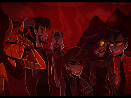 Demons by Fly-Andi