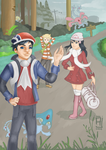 Pokemon Platinum by alpin-j