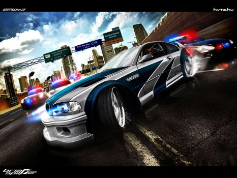 BMW M3 - Most wanted by brianspilner