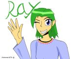B-day gift: Raylene by Animenerd176