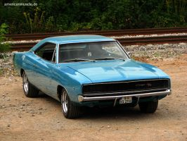 1968.charger I by AmericanMuscle