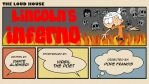 The Loud House: Lincoln's Inferno by JFMstudios