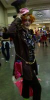 Otakon 2010- Mad Hatter 2 by SweeneyT-DemonBarber