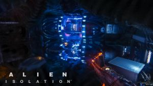 Alien Isolation 087 by PeriodsofLife