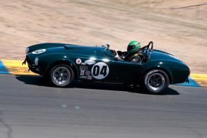 1963 Cobra 289 by SharkHarrington