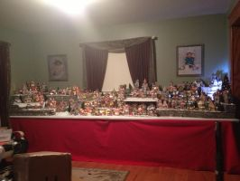 Full christmas village!!! by lightning0000
