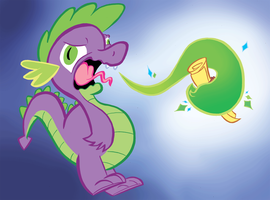 Burping is Magic by MJRainwater