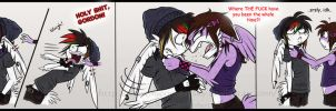 Still Alive by MoonyWings