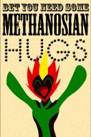 Methanosian Hugs by TeeheeXD
