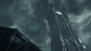 Clock Tower by h3ls1ng