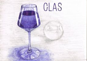 Glass by iMAGGInary