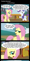 Golden Honesty by SilverSlinger